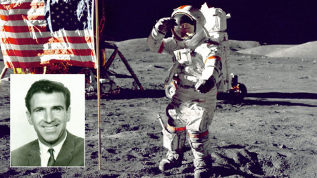 Prof. Widen Tabakoff, 1964 and his dream come true – Niel Armstrong's stroll on the Moon, July 20, 1969