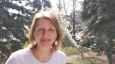 Ани Любенова, секретар  на Съвета на Фондация