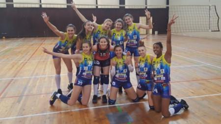 Шампионките с втора поредна победа във Варна