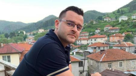 Влогърът Слави Панайотов