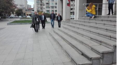 Бургаският съд отказа правна помощ на Турция по случая с четиримата граничари