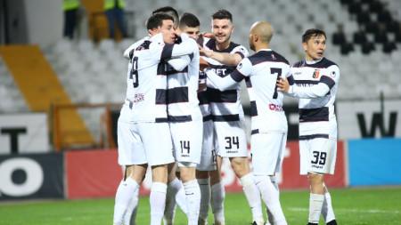 Локомотив излиза за задължителнна победа в Разград