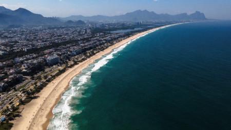 Плажът Рекрейо, Рио де Жанейро