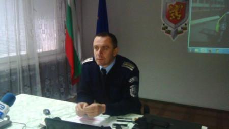 Комисар Илиан Илиев
