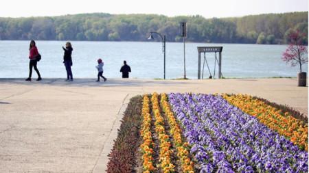 Река Дунав - Силистра
