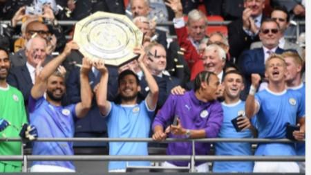 Менчистър Сити спечели Суперкупата на Англия