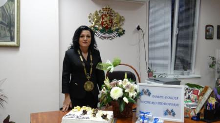 Десислава Тодорова положи днес клетва като кмет на Борован за 3-ти мандат.