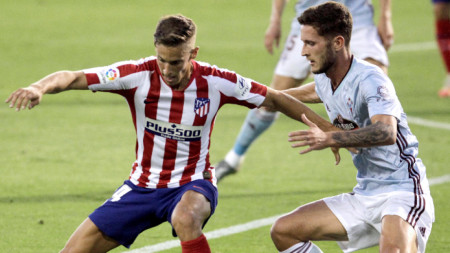 Селта и Атлетико (Мадрид) завършиха 1:1