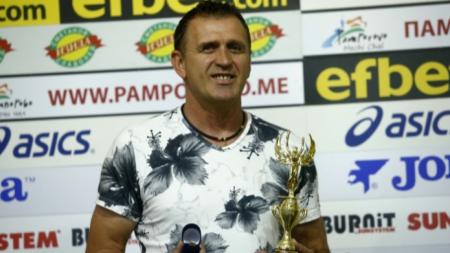 Бруно Акрапович и Локо са №1 за месец август