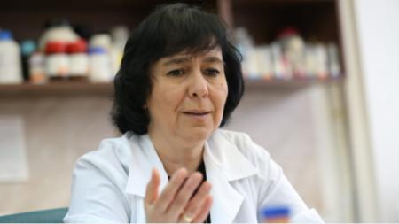 Prof. Penka Petrova
