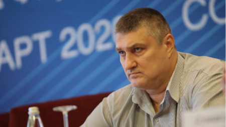 Любомир Ганев беше избран единодушно.