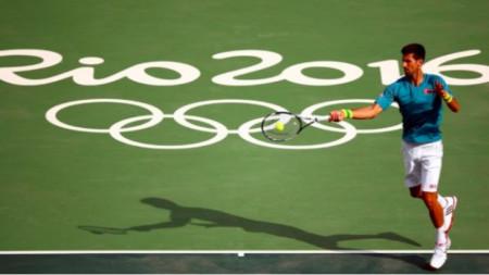Джокович отпадна безславно в Рио де Жанейро.