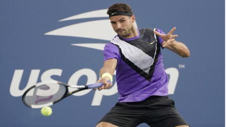 Димитров стигна до полуфинал в Ню Йорк през 2019 г.