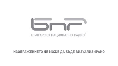 """Лидерът на Движение """"Заедно за промяна"""" Александър Томов на пресконференция в София."""