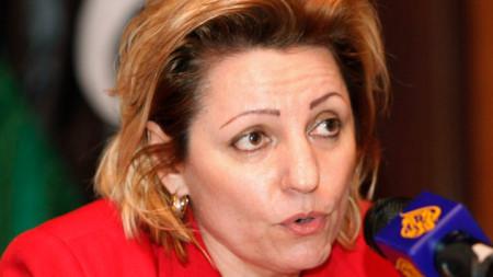 Наталия Апостолова - специален представител на ЕС в Косово