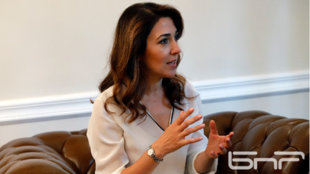 Н.Пр. Наргиз Гурбанова, посланик на Азербайджан в България