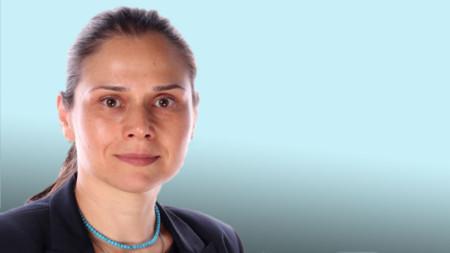 Доц. Мария Токмакова