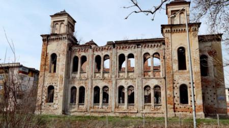 Синагогата във Видин очаква ремонт по проект на Общината.