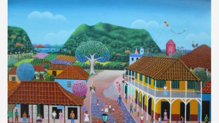 Хавиер Исидоро, Куба, НАИВ 2021