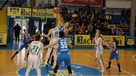 Баскетболистките на Берое записаха шести пореден успех в Адриатическата лига