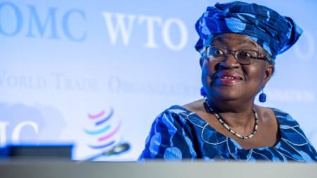 Нгози Оконджо-Ивеала, генерален директор на Световната търговска организация