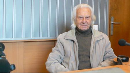 Проф. Борис Парашкевов