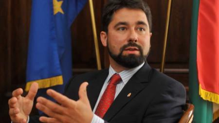 Унгарският евродепутат Балаш Хидвеги