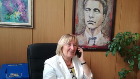 Веска Георгиева, директор на Столичния инспекторат