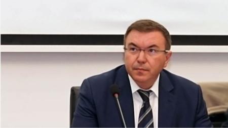 Ministri i Shëndetësisë Kostadin Angellov