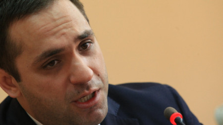 Economy Minister Emil Karanikolov