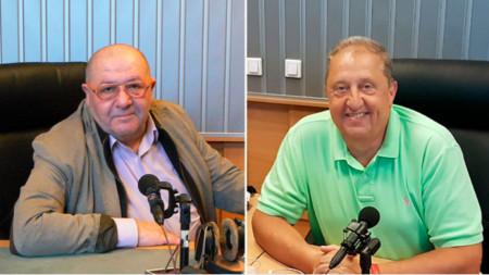 Константин Тилев и Петър Пунчев