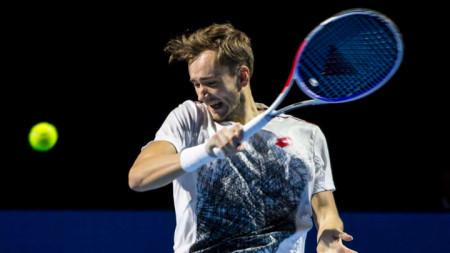 Данийл Медведев е №16 в света.
