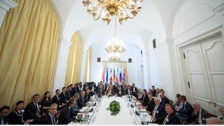 Срещата във Виена