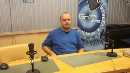 Христо Проданов от БСП в студиото на