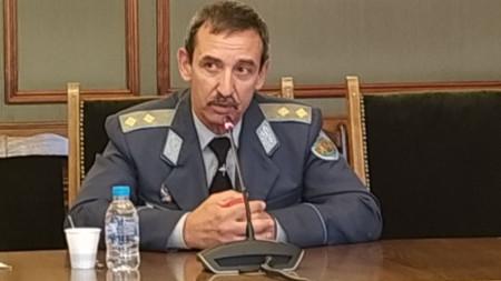 генерал – майор Димитър Петров