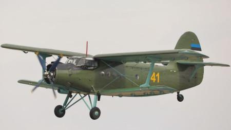Неподходящи метеорологични условия отложиха дезинфекцията, която трябва да извърши самолет Ан-2 на селскостопанската авиация.