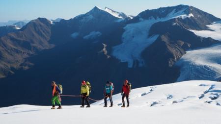 С алпийски водач