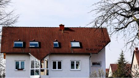 Къщата на д-р Шмид в Ерфурт.