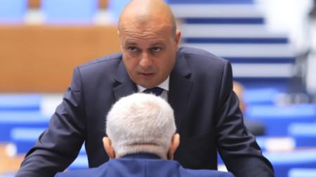 Христо Проданов от БСП