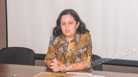 Мария Павлова - заместник-министър на правосъдието