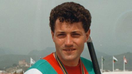 Николай Бухалов - 1992г.