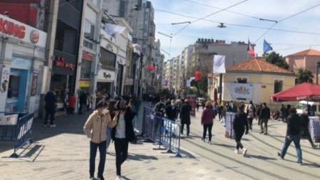 Най-много подадените заявления за гласуване в Турция - 11 000
