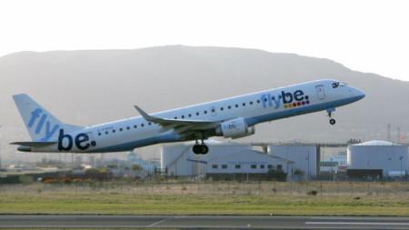 Британската регионална авиокомпания