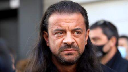 Richard  Alibegov, presidente de la Asociación Búlgara de Establecimientos de Restauración