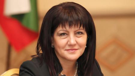 Τσβέτα Καραγιάντσεβα
