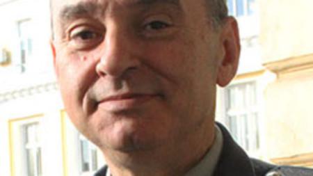 Бригаден генерал Пламен Богданов