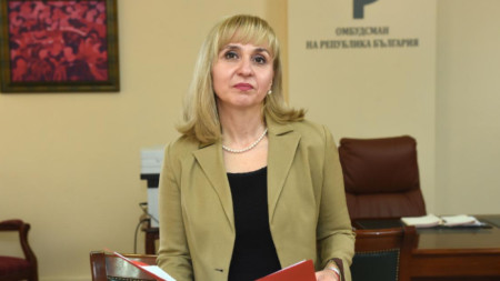 Ombudsfrau Diana Kowatschewa