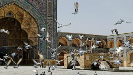 Джамията Джамех в Исфахан