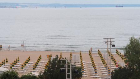 Plazhi në vendpushimin