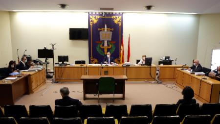 Дело в Мадридския съд - 19 май 2021 г.